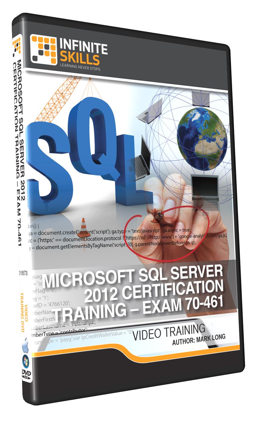 Infinite Skills Microsoft Sql Server 2012 Certification Exam 70