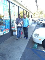 Club Owner Tony Toutouni And Dessler Media President, Willem Dessler Team Up For A Skid Row Turkey Give A Way