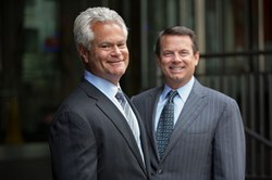 Attorneys Michael P. Cogan and John M. Power