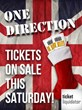 One Direction Breaks Record, 1D Tickets on Sale This Saturday; See Upcoming One Direction Concert Tour Dates at Ticket Liquidator