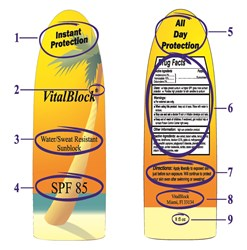 U.S. FDA Sunscreen Labeling Regulations Assistance by Registrar Corp