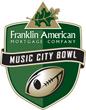 The Franklin American Mortgage Music City Bowl Logo