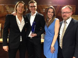 Casa Forma Team With SBID Award