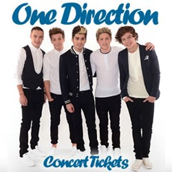 One Direction Concert Tickets