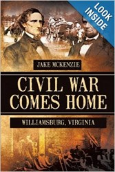 Civil War Comes Home Cover