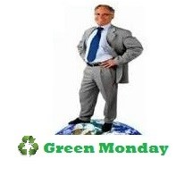 Green Monday and Internet Fax