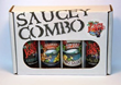 Pirate Jonny's Saucey Combo Pack