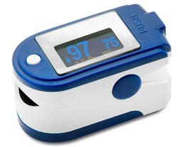 Pulse Oximeter with Memory, Alarms and Software