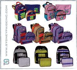 For every backpack sold, another is donated to a child in need.