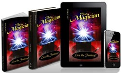 The Magician - personalized children's novel from BookByYou.com