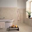 Tesoro Ceramic 10X13 nocciola senese wall tile from PIETRA LATINA - PAPLNSWT