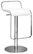 Zuo Modern Equino Barstool White 301113