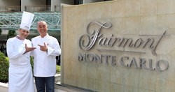 Chef Nobu at The Fairmont Monte Carlo