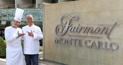 Chef Nobu at The Fairmont Monte Carlo