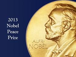 2013 Nobel Peace Prize