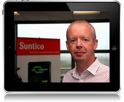 Alan Bothwell, Head of Customer Services and Operations at Suntico