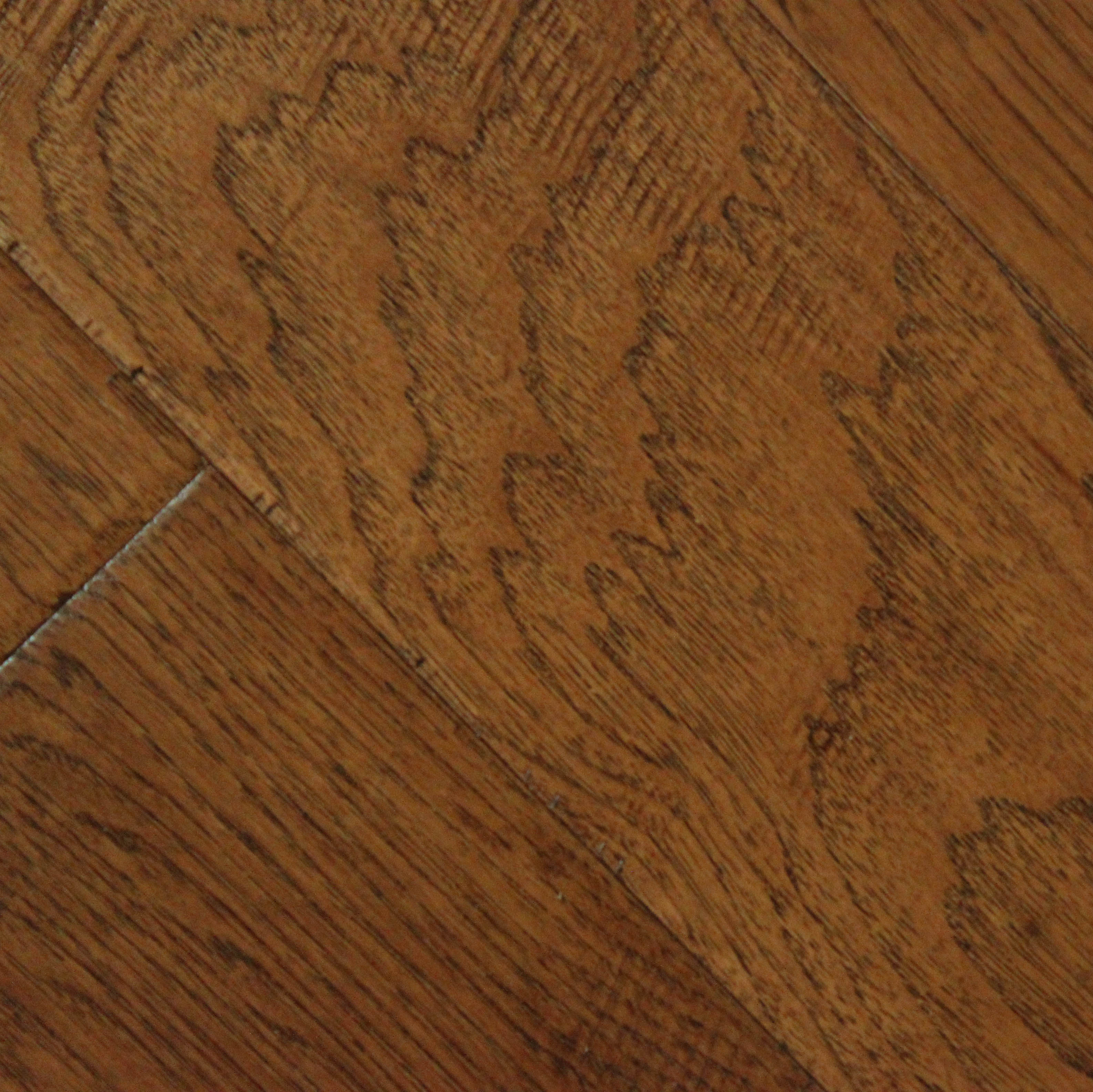Pacific Coast Series Shown In Hickory With Omak Stain