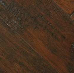 Johnson Hardwood's Pacific Coast Series shown here in Hickory Klamath