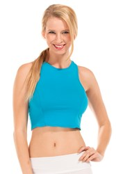 A2M USA's Racerback Crop Top
