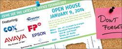 Document Technologies of Arizona invites you to a technology open house