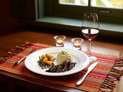 Alpenhorn Dinner Experience