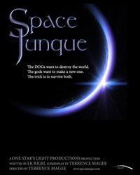 Space Junque Film Poster