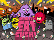 Monster Eat Sushi: Free Cooking Game Splash Screen