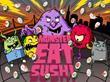 Monster Eat Sushi: Free Cooking Game Splash Screen