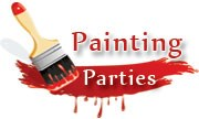 Its not just a party, it's a painting party!