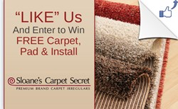 Denver Carpet - Facebook Contest - Sloane's  Carpet Secret