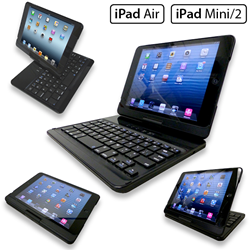 iPad Flip Turn Keyboard Case