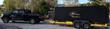 Pull behind a 3/4 ton pickup