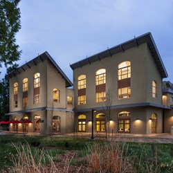 21 Acres Center LEED Platinum certified building