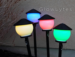 GlowLytes - Color Your Yard!