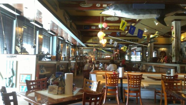 Affordable seating helps virginia beach restaurant lucky