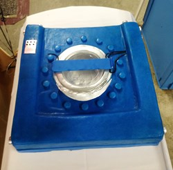 Milnor Washer-Extractor Cake
