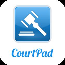 CourtPad 2.0 Logo