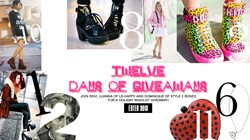 Envi Shoes 12 Days of Giveaways featuring Luanna from Le-Happy and Dominique from Style 2 Bones