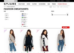 GoJane's new site