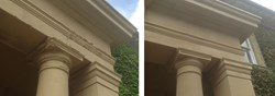 Stone repairs by national repair specialist Plastic Surgeon