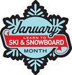 Learn to Ski and Snowboard in Vermont This January