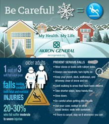 winter, falls, elderly, older adult, ice, snow