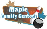 Maple Lanes Logo