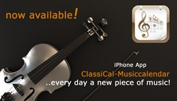 ClassiCal-Musiccalendar - by andante media!