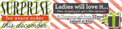 Ezmod Christmas Gift Ad