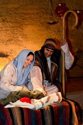 Living Nativity - Christmas in Claremont