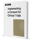 Implementing e-Consent for Clinical Trials