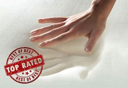 Best Rated Memory Foam Mattresses of 2013 Announced in Latest Mattress Inquirer Article