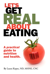 "#1 Rule of Nutrition: Eat Real Food, New Book,  ""Let's Get..."