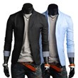 3-Ruler Spring Fashionable One Button Casual Suit